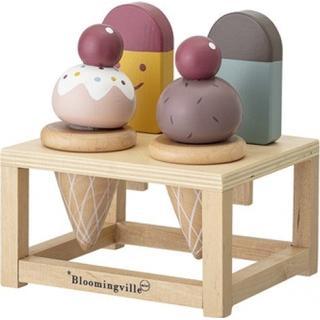 Bloomingville Toy Food Ice Cream Wood