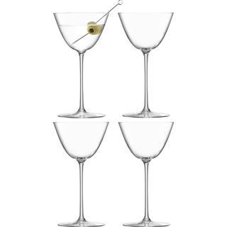 LSA International Borough Cocktail Glass 19.5 cl 4 pcs