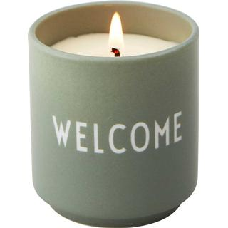 Design Letters Welcome Scented Candles