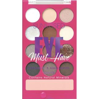 Sunkissed Eyes Must Have Palette