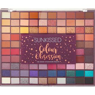 Sunkissed Colour Obsession 100 Shades Eyeshadow Palette