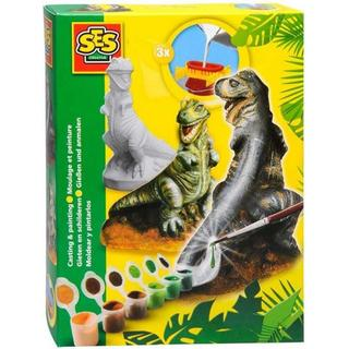 SES Creative Casting & Painting T-Rex 01283