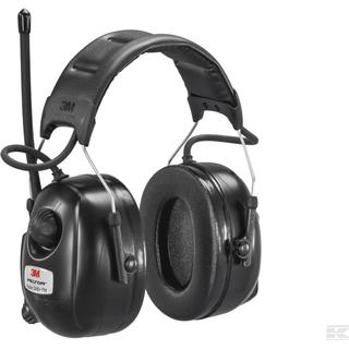 3M Hearing Protection DAB + FM Radio Headsets