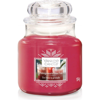 Yankee Candle Pomegrante Gin Fizz Small Scented Candles