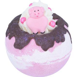 Bomb Cosmetics Piggy in The Middle Bath Blaster 160g