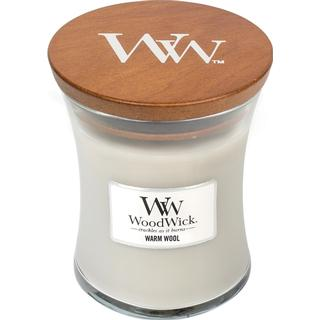 Woodwick Warm Wool Medium Scented Candles