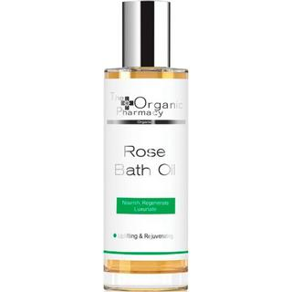 The Organic Pharmacy Rose Bath Oil 100ml