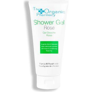 The Organic Pharmacy Rose Shower Gel 200ml