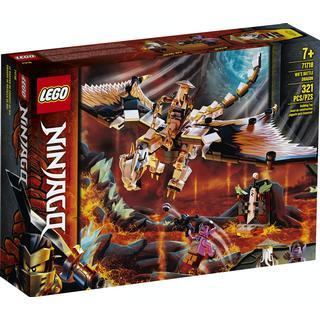 Lego Ninjago Wu Battle Dragon 71718