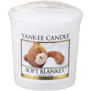 Yankee Candle Soft Blanket Votive Scented Candles