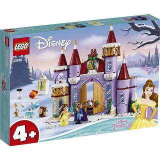 Lego Disney Belle's Castle Winter Celebration 43180
