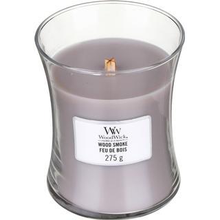 Woodwick Wood Smoke Medium Scented Candles