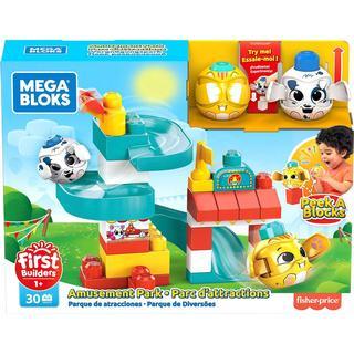 Fisher Price Mega Bloks Peek a Blocks Amusement Park
