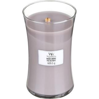 Woodwick Wood Smoke Large Scented Candles