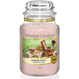 Yankee Candle Garden Picnic Large Scented Candles