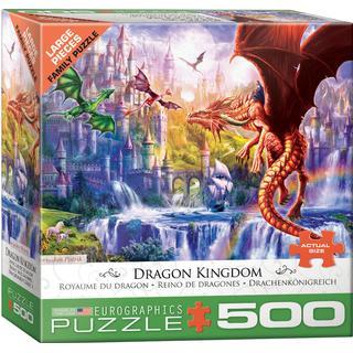 Eurographics Dragon Kingdom 500 Pieces