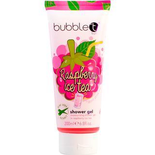 Bubble T Shower Gel Raspberry Ice Tea 200ml