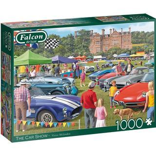 Falcon The Car Show 1000 Pieces