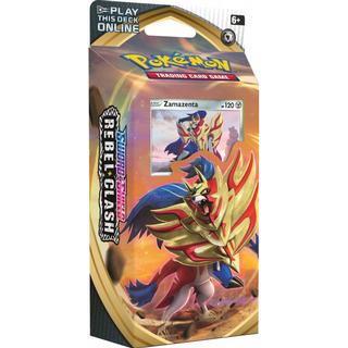 Pokémon Sword & Shield Rebel Clash Zamazenta