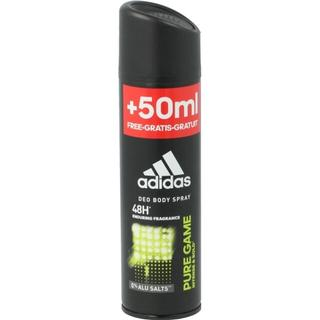 Adidas Pure Game Deo Spray 200ml