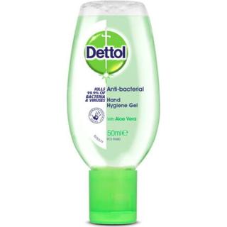 Dettol Hand Sanitiser Aloe Vera 50ml
