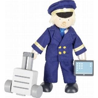 Goki Flexible Puppet Pilot 51601