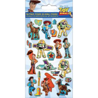 Toy Story Fun Foiled Stickers