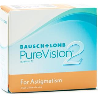 Bausch & Lomb PureVision2 for Astigmatism 6-pack