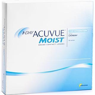 Johnson & Johnson 1-Day Acuvue Moist for Astigmatism 90-pack