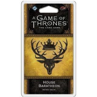 Fantasy Flight Games Game of Thrones: House Baratheon Intro Deck