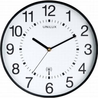 Unilux Wave 30cm Wall Clock