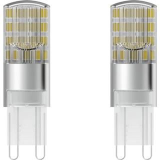 LEDVANCE ST PIN 30 2700K LED Lamp 2.6W G9 2-pack