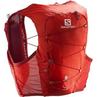 Salomon Active Skin 8 Set - Valiant Poppy/Red Dahlia