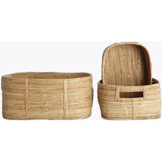 House Doctor Chaka 18cm 3-pack Basket