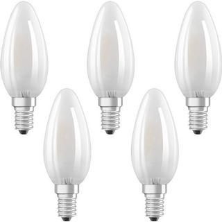 LEDVANCE Base CLAS B 40 LED Lamp 4W E14 5-pack