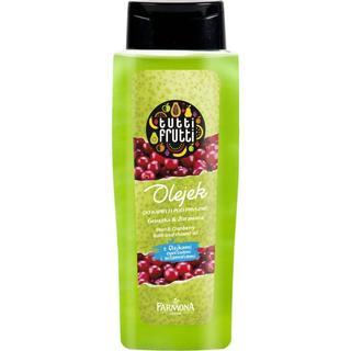 Farmona Tutti Frutti Pear & Cranberry Mini Bath & Shower Oil 100ml