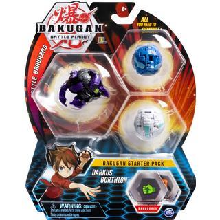 Spin Master Bakugan Starter Pack Darkus Gorthion