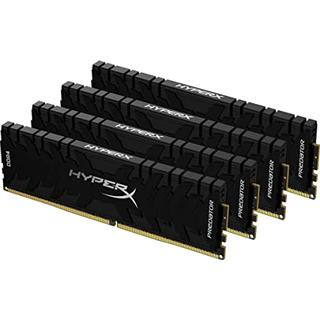 Kingston HyperX Predator Black DDR4 3200MHz 4x32GB (HX432C16PB3K4/128)