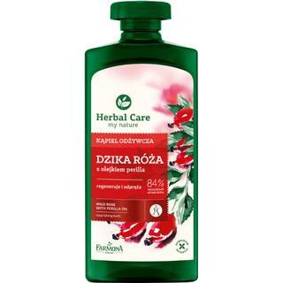 Farmona Herbal Care Nourishing Bath Wild Rose & Perilla Oil Shower Gel 500ml