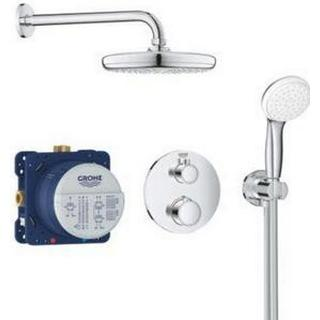 Grohe Grohtherm (34727000) Chrome