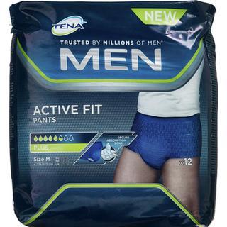 TENA Men Active Fit Pants M 12-pack