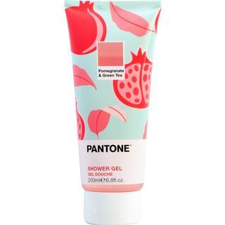 Bubble T Pantone Pomegranate & Green Tea Shower Gel 200ml