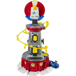 Spin Master Paw Patrol Mighty Pups Super Paws Lookout Tower