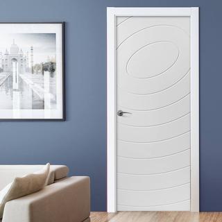 JB Kind Eclipse Primed Interior Door (83.8x198.1cm)