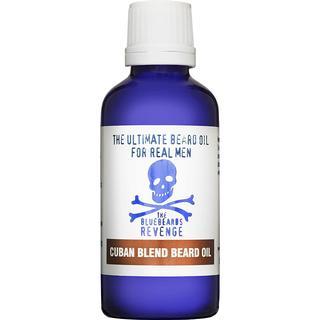 The Bluebeards Revenge Cuban Blend Beard Oil 50ml