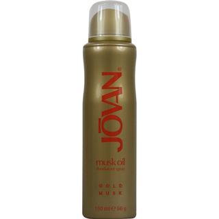 Jovan Gold Musk Oil Deo Spray 150ml