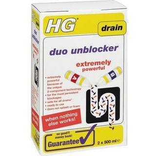 HG Duo Unblocker 500ml 2-pack
