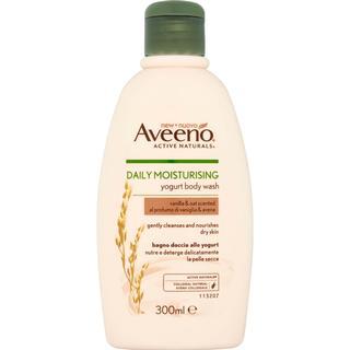 Aveeno Daily Moisturising Yogurt Body Wash 300ml