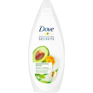 Dove Nourishing Secrets Invigorating Ritual Body Wash 500ml