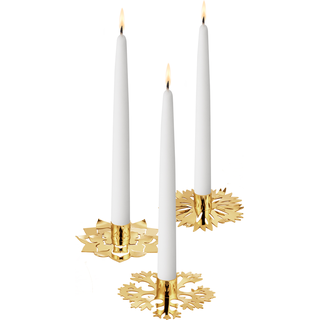 Georg Jensen Ice Flower 2020 1.4cm 3-pack Decoration Christmas decorations